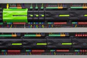 (c)Loxone-Miniserver-Schaltschrank-Frontal