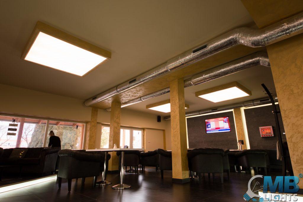 napínané stropy