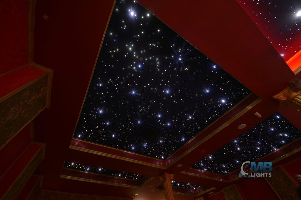 MB-Lights hviezne nebo